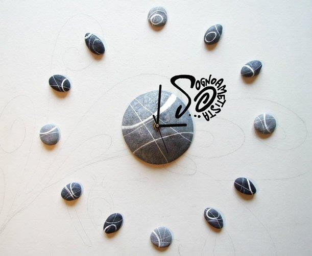 orologio adesivo Sognoametista