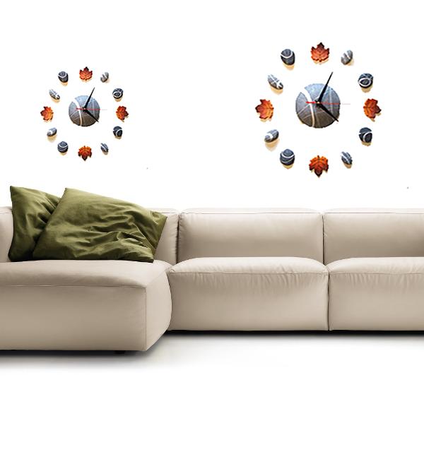 Orologio da parete grande: scegliere il formato giusto per la tua atmosfera