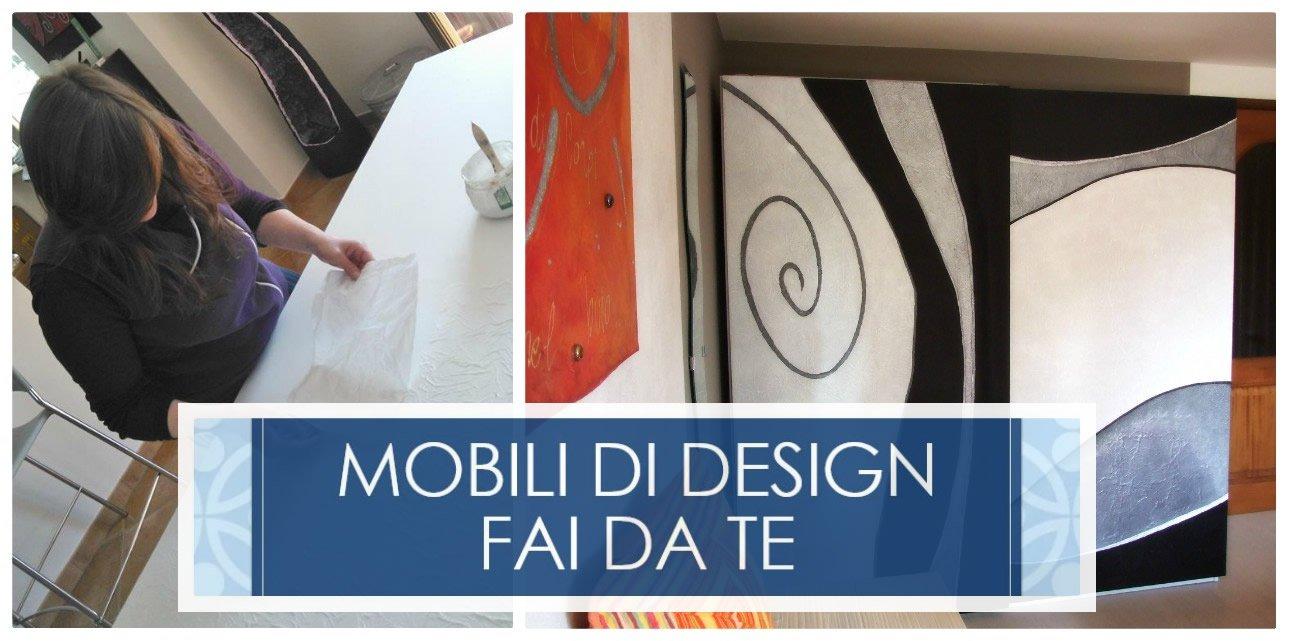 Mobili di design fai da te Sognoametista