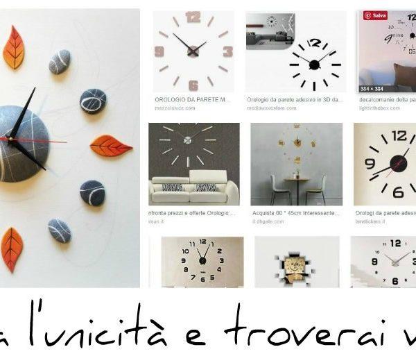 Orologi da parete di qualità: cerca l'unicità e troverai valore