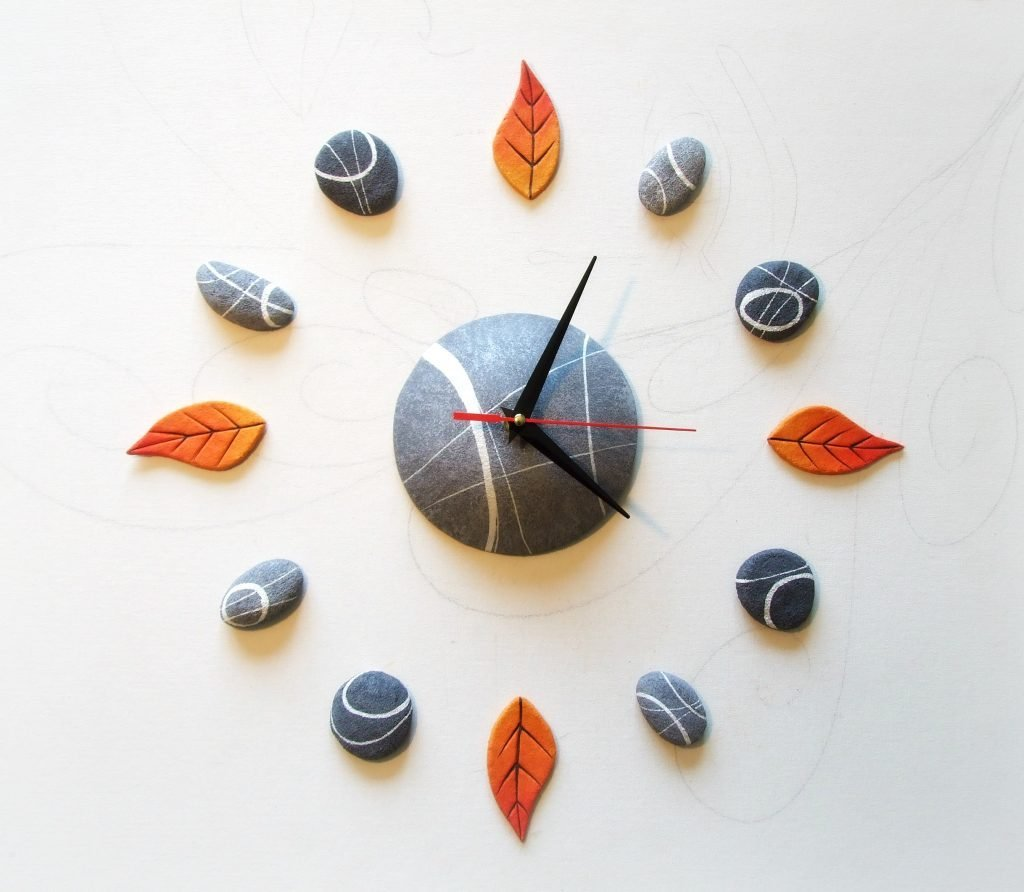orologioda parete stile nordico Sognoametista