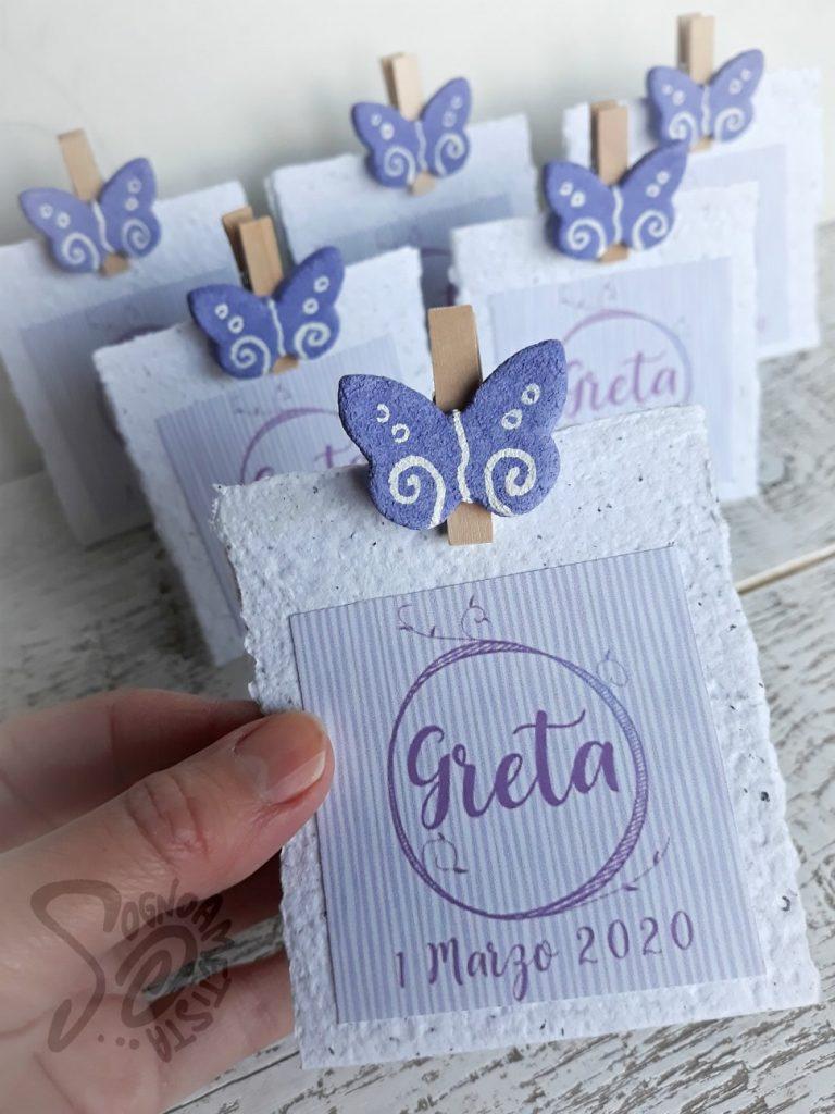 Bomboniere-tema-farfalle-lilla