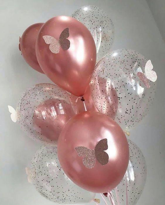 Palloncini-rosa-con-farfalla