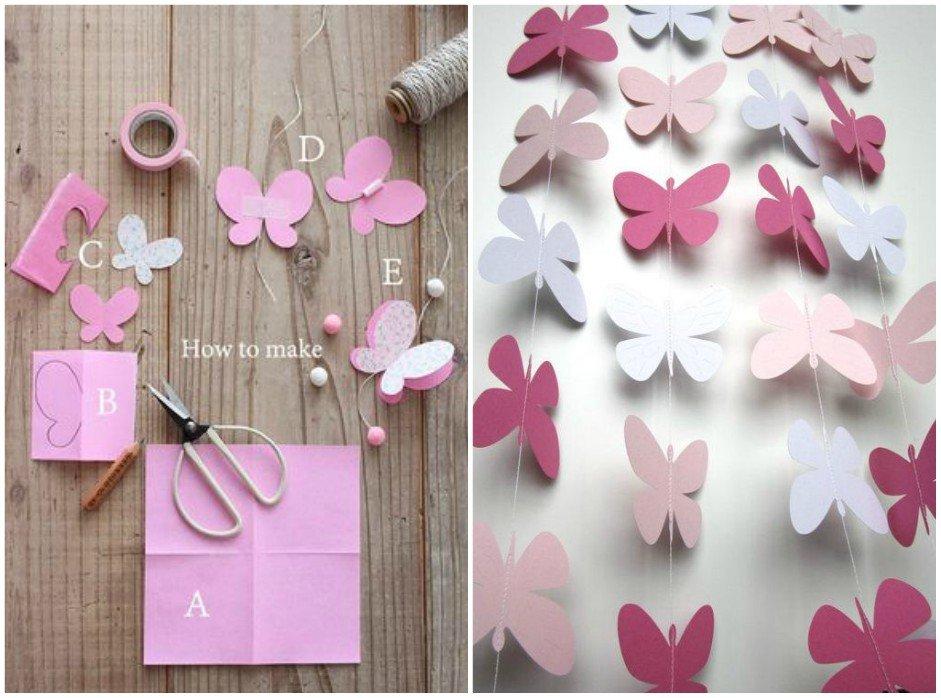 Decorazioni-farfalle-fai-da-te