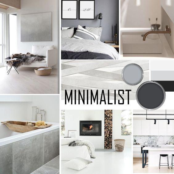 moodboard-stile-minimalista