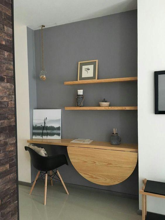 15 idee per creare un piccolo studio in casa • Sognoametista