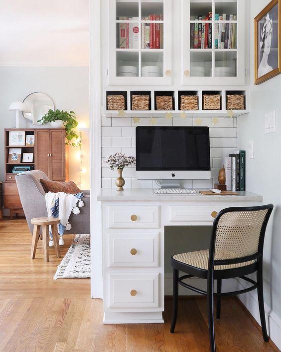 studio in cucina