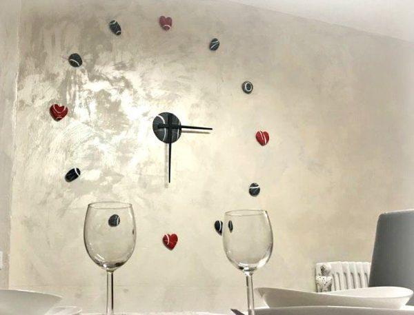 orologio da parete cucina design moderno